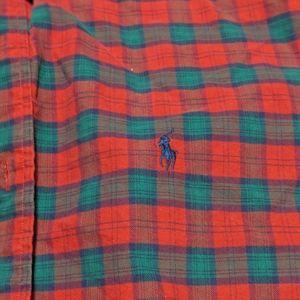Ralph Lauren polo button up